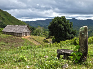 Along our hike to Antenina we saw this rural church building in the background, with an altar for sacrifices to ancestors in the foreground. Because real new life isn't often communicated, the church becomes just one more thing to add to traditional religion.