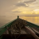 Three Days at Sea